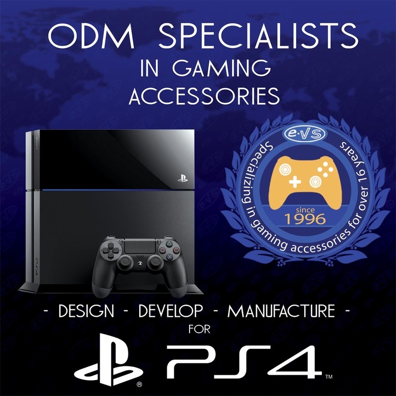 ODM PS4 Accessories