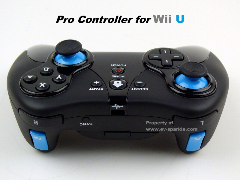 Biogenik Elite Wii U Pro Controller and other 3rd party